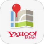 【YAHOO!地図アプリ】をダウンロードして天候や混雑情報など全て把握しよう!